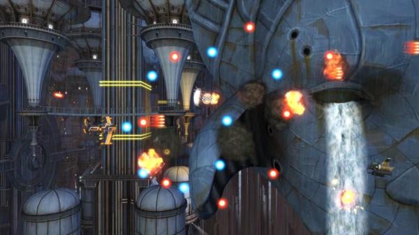 скриншот Sine Mora EX 2