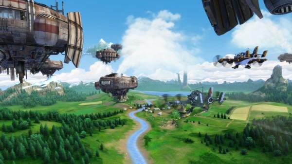 скриншот Sine Mora EX 5