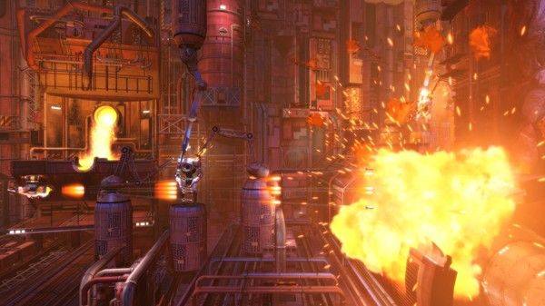 скриншот Sine Mora EX 4