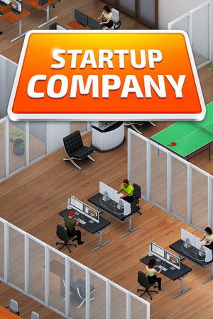 Startup Company poster image on Steam Backlog
