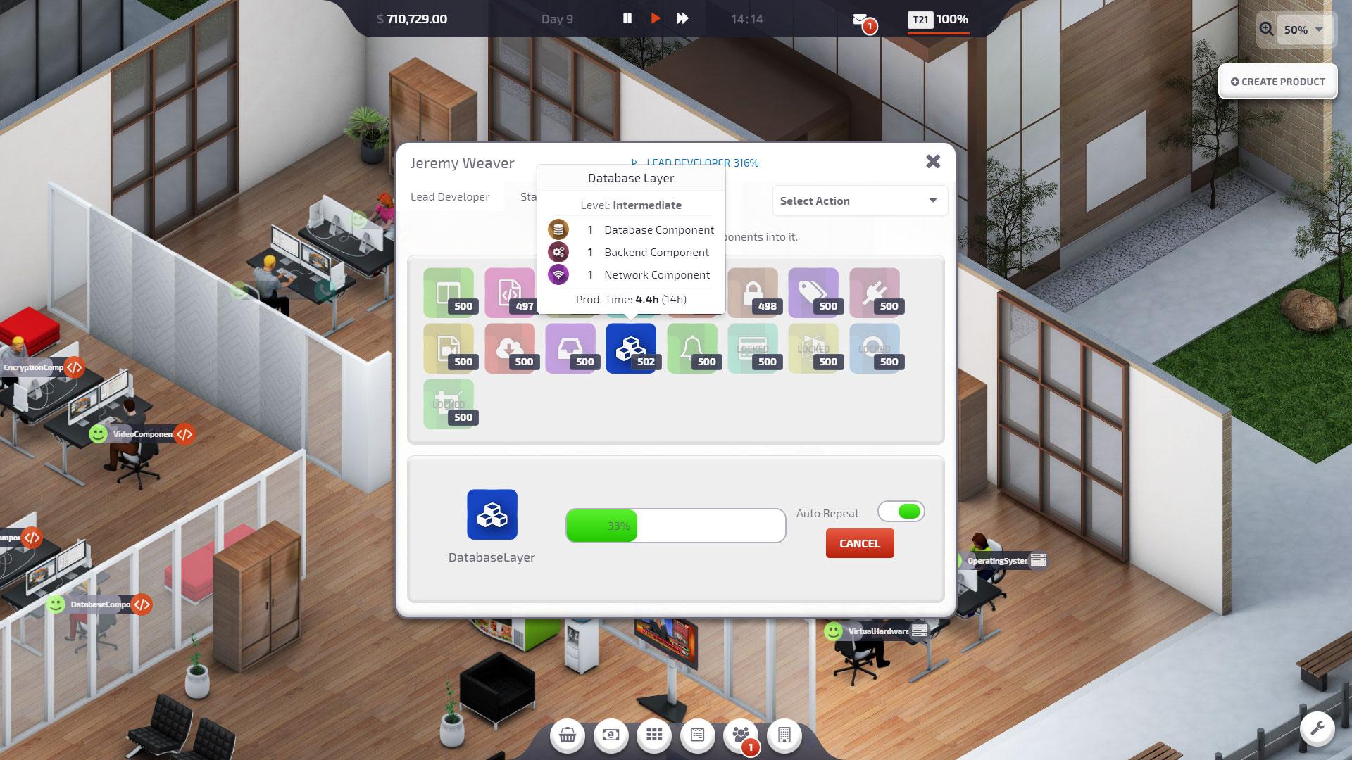 Startup Company Screenshot 2