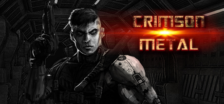 CRIMSON METAL REDUX Capa