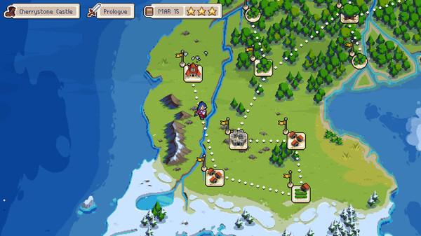 Screenshot of Wargroove