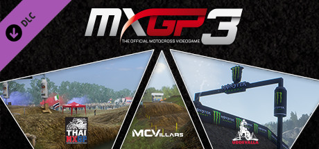 MXGP3 - Additional Tracks