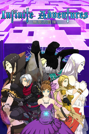 Infinite Adventures poster image on Steam Backlog