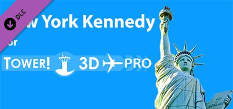 New York Kennedy [KJFK] airport for Tower!3D Pro