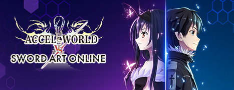 Now Available on Steam – Accel World VS. Sword Art Online Deluxe Edition