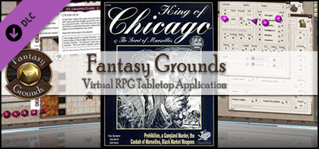 Fantasy Grounds - King of Chicago (Call of Cthulhu)
