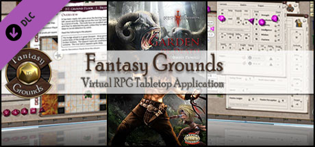 Fantasy Grounds - Beasts & Barbarians: Garden of Death (Savage Worlds)