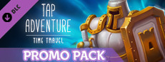 Tap Adventure: Time Travel Promo Pack Steam DLC Giveaway (10.000 Keys Available)