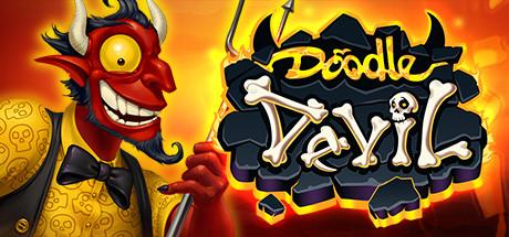 Game Banner Doodle Devil