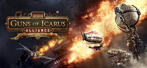 Guns of Icarus Alliance cover art