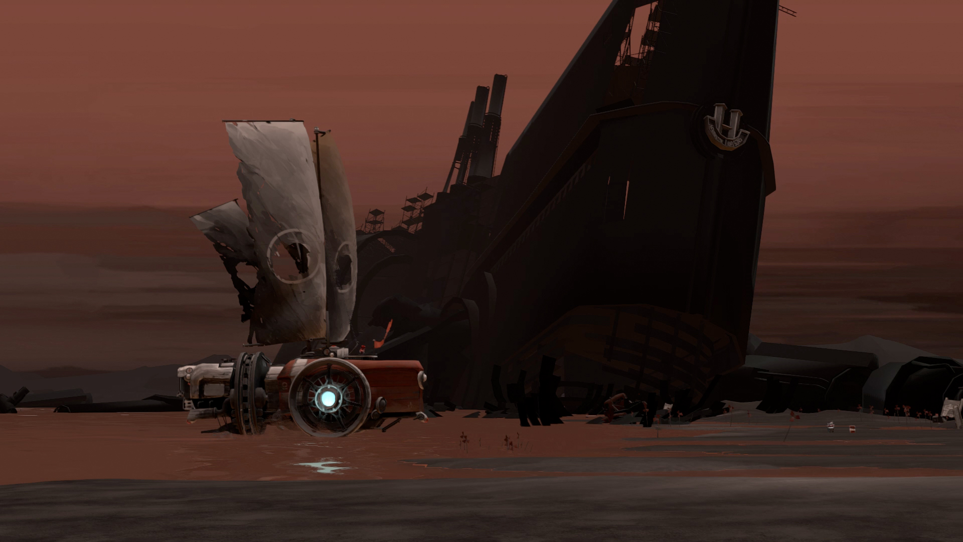 FAR: Lone Sails screenshot 3
