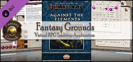 Fantasy Grounds - Hellfrost: Against the Elements (Savage Worlds)