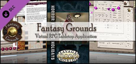 Fantasy Grounds - ETU: Horror for the Holidays (Savage Worlds)