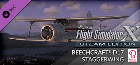FSX: Steam Edition - Beechcraft® D17 Staggerwing