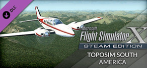 FSX Steam Edition: Toposim South America