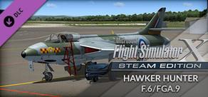 FSX Steam Edition: Hawker Hunter F.6/FGA.9 Add-On