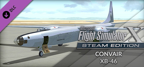 FSX Steam Edition: Convair XB-46 Add-On