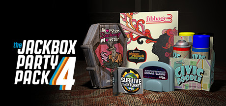 Save 40% on The Jackbox Party Pack 4 on Steam