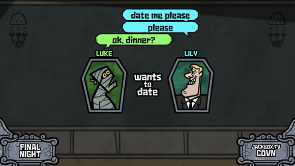 Screenshot of The Jackbox Party Pack 4