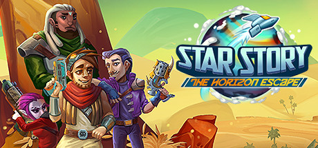 Teaser image for Star Story: The Horizon Escape