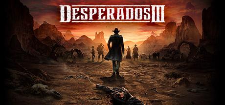 Desperados III Capa