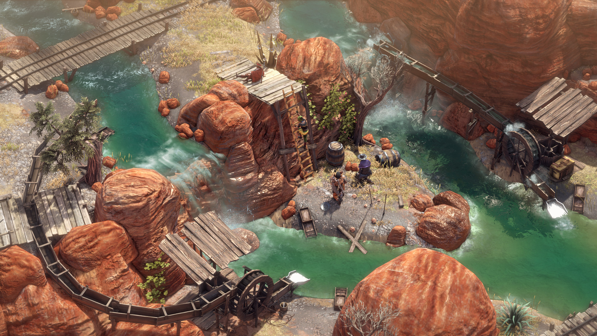 Find the best gaming PC for Desperados III