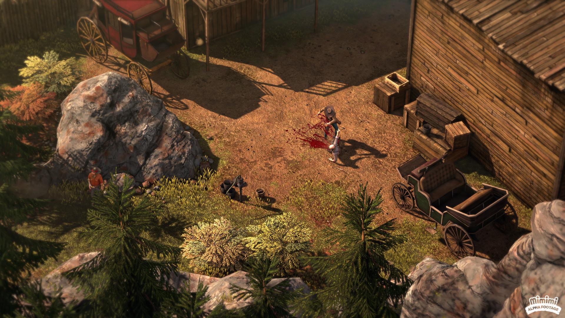 Faz a pré-reserva de Desperados III no Steam