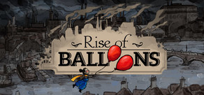 Rise of Balloons cover art