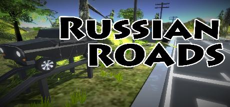 Russian Roads cover art