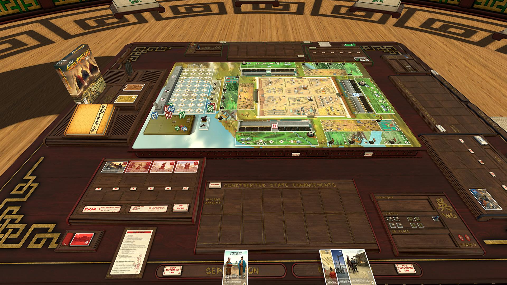 Karten Simulator