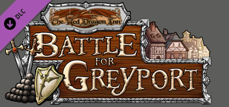 Tabletop Simulator - The Red Dragon Inn: Battle For Greyport