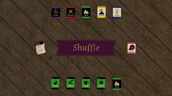 Tabletop Simulator - Deck Quest (DLC)