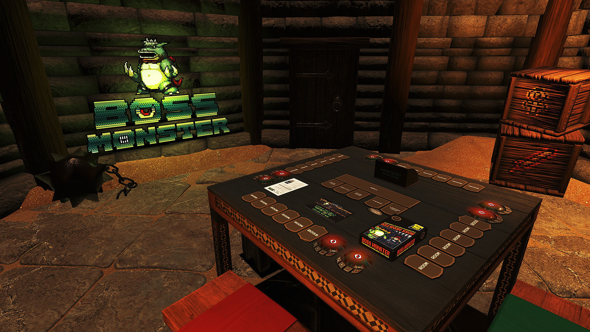 Tabletop Simulator Boss Monster On Steam