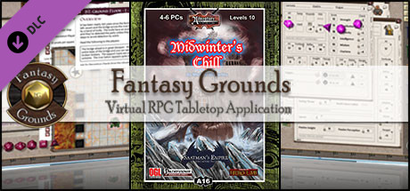 Fantasy Grounds - A16 Midwinter's Chill (PFRPG)