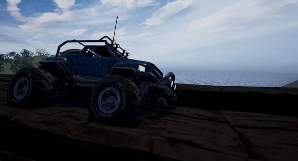 Crazy Buggy Racing