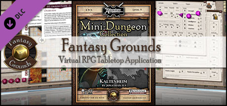 Fantasy Grounds - Mini-Dungeon #027: Kaltenheim (PFRPG)