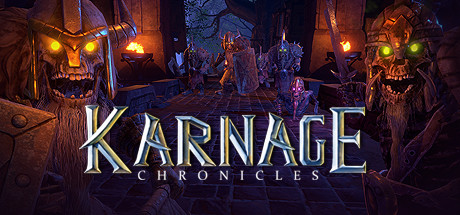 Save 50% on Karnage Chronicles on Steam