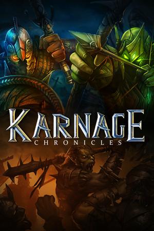 Karnage Chronicles poster image on Steam Backlog