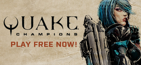 Quake Champions бесплатно в Steam
