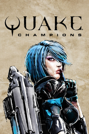 Quake Champions poster image on Steam Backlog