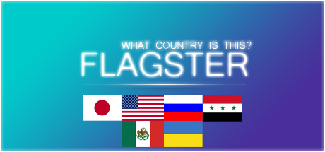 Flagster cover art