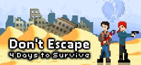 Don't Escape: 4 Days to Survive image