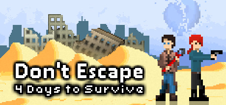 Dont Escape 4 Days in a Wasteland PC-SiMPLEX