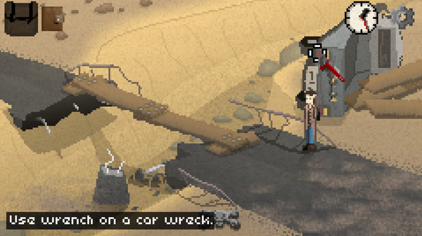 Don't Escape: 4 Days in a Wasteland