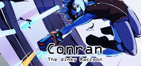Conran - The dinky Raccoon