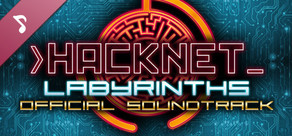 Hacknet - Labyrinths Official Soundtrack cover art