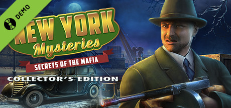 New York Mysteries: Secrets of the Mafia Demo