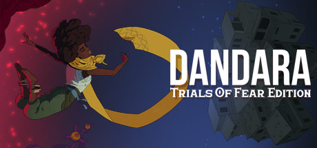 Dandara Trials of Fear Edition Capa